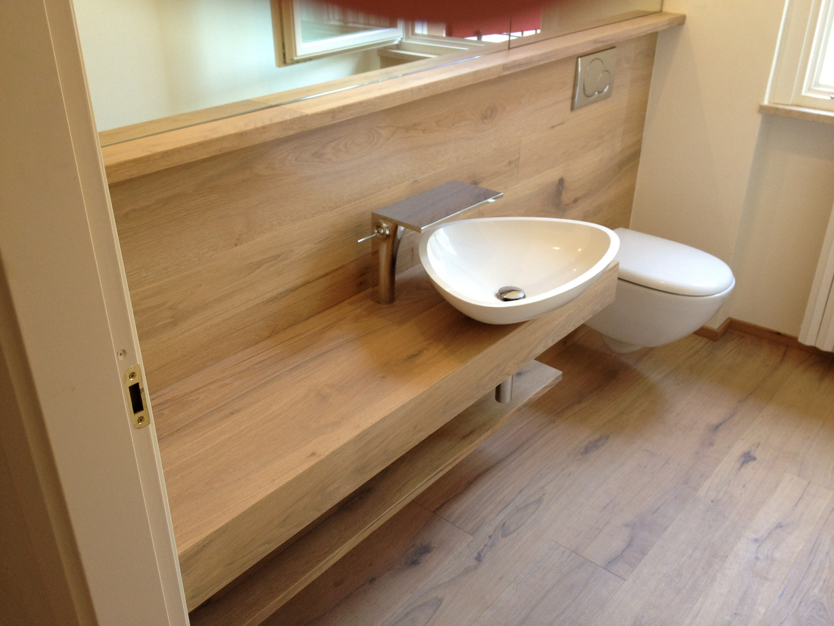 Mobili bagni falegnameria pezzotti - Spiata nel bagno ...
